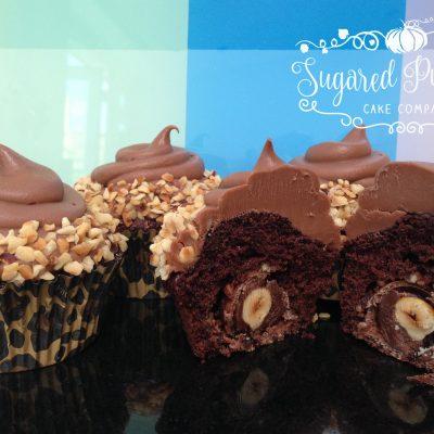 Ferreror Rocher cupcakes