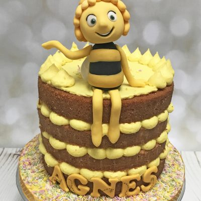 Maya the Bee character cake